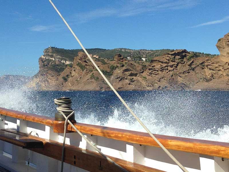 Grande croisière en méditerranée