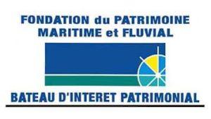 Logo Bateau d'Interet Patrimonial