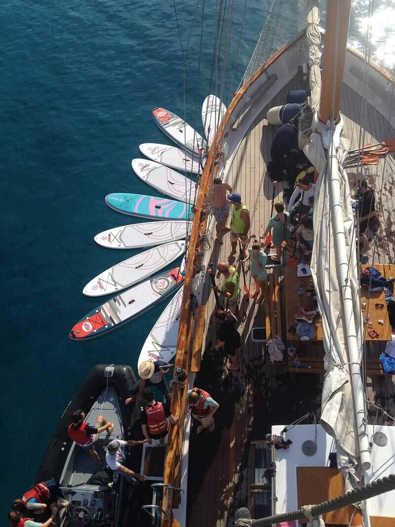 Paddle et activités nautiques